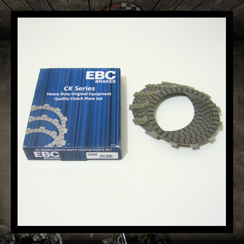 EBC clutch kit 865cc