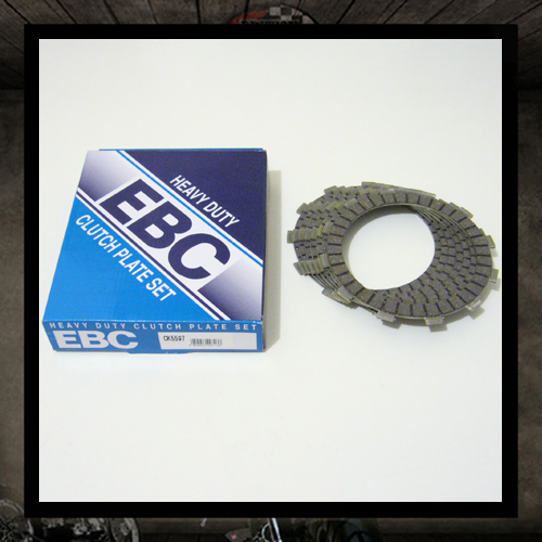 EBC clutch kit 790cc