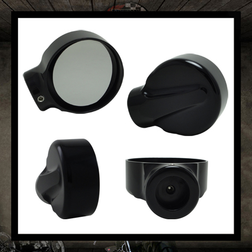 Joker Machine aluminum Concealed Bar End mirror