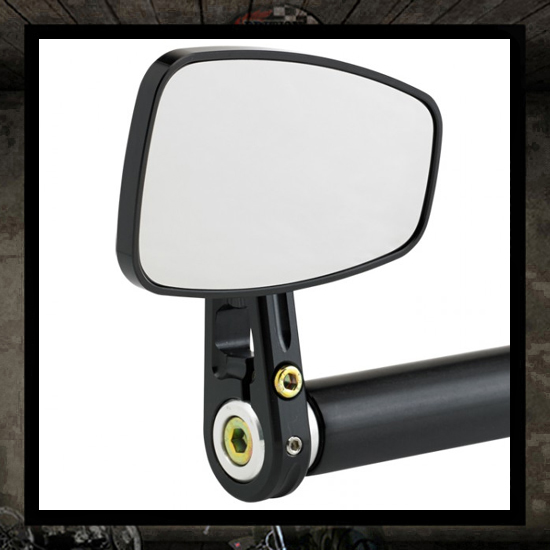 JM Café bar end mirror