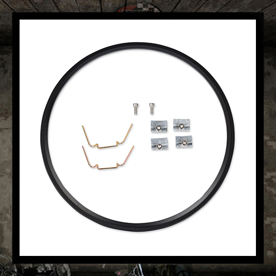 cyclops led headlight adapter ring kit J.W.SPEAKER.