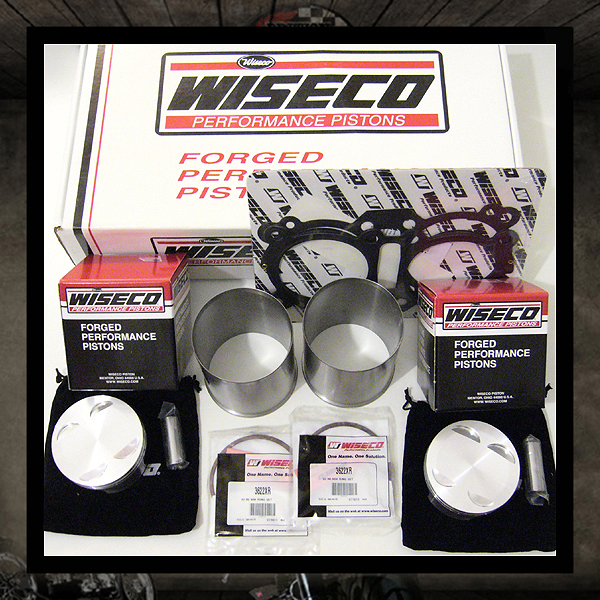 WISECO 904cc Big Bore Kit Bonneville�Thruxton�Scrambler