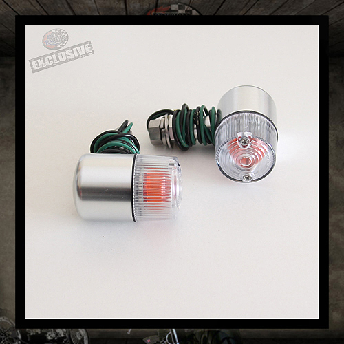 Billet Aluminum Turn Signals