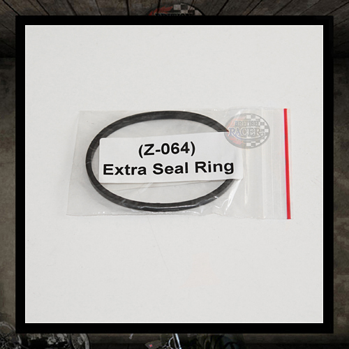 Replacement seal ring for PC Racing oil filter