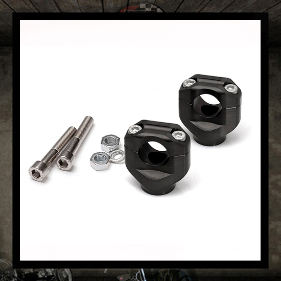 LSL 22mm risers kit Street Twin