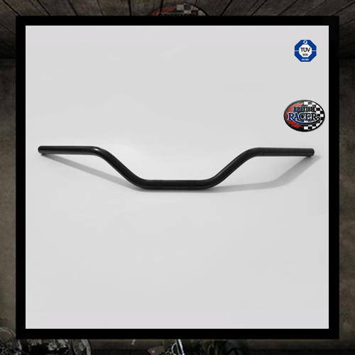 Black Flat Trak Bar Handlebars � 25,4 mm LSL