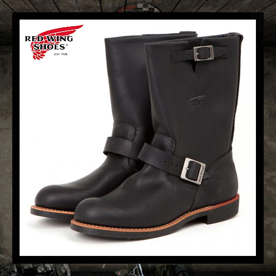 Red Wing 2290 Engineer Boots
