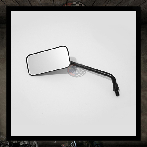 Steve old style rectangular mirror LEFT