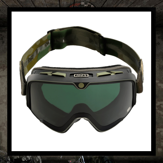 """The Barstow"" Army goggles"