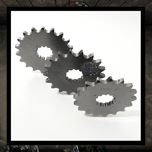 Front steel sprocket 17-18-19