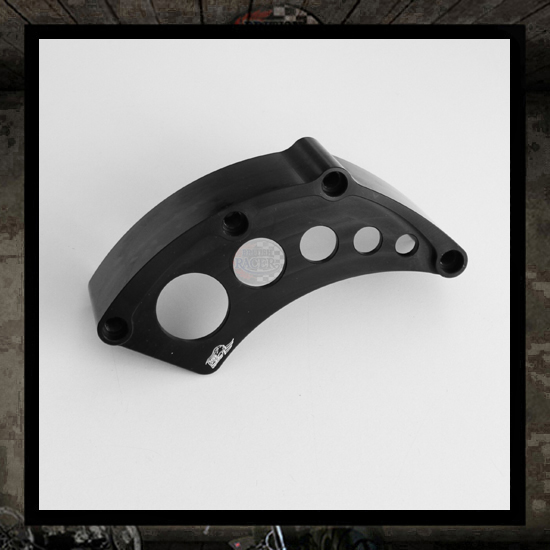 Triumph Classic Sprocket Cover Black