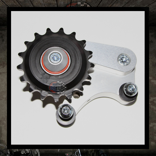 Triumph Dynamic chain tensioner