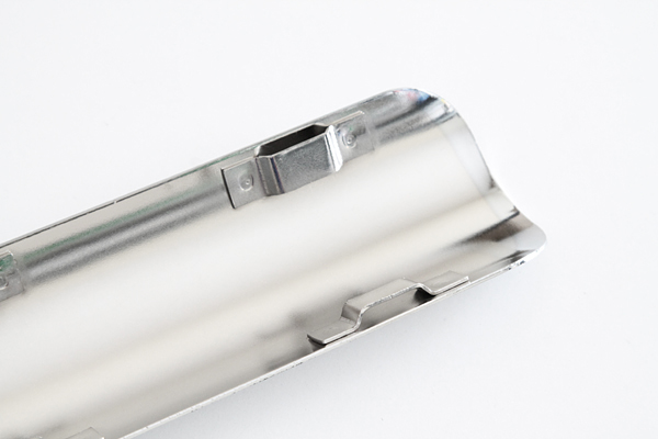 heat shield chrome long