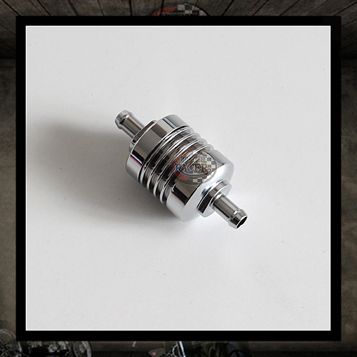 Finned Aluminum fuel filter