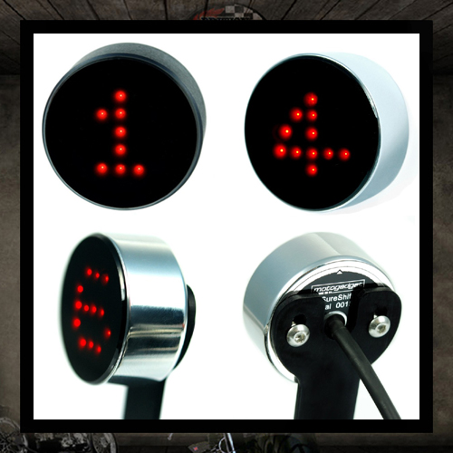 Gear Change Indicator Kit - Motogadget