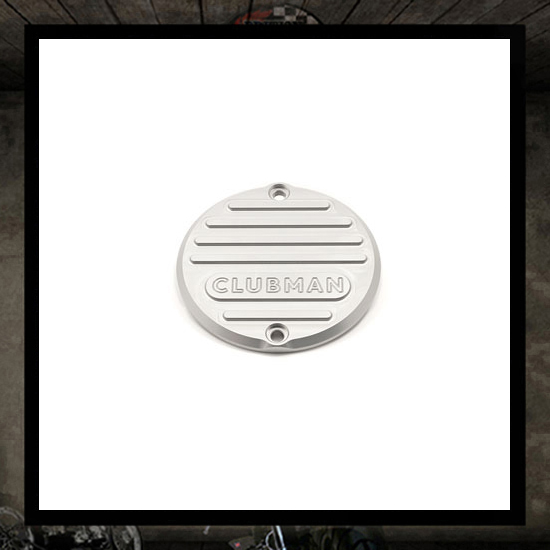 alternator badge Clubman LSL silver