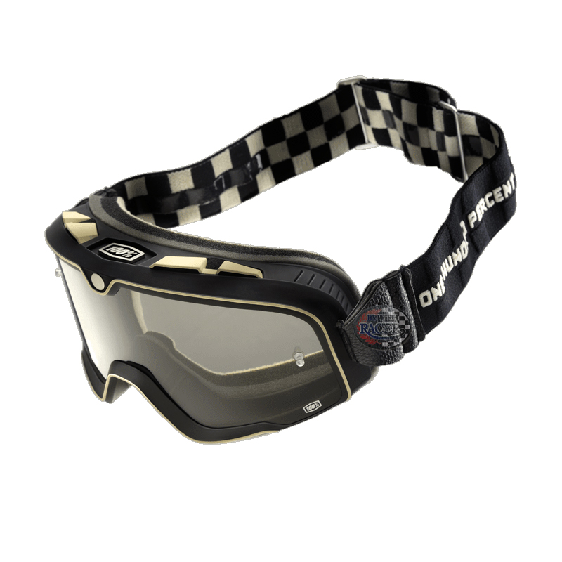 The Barstow Checkers goggles