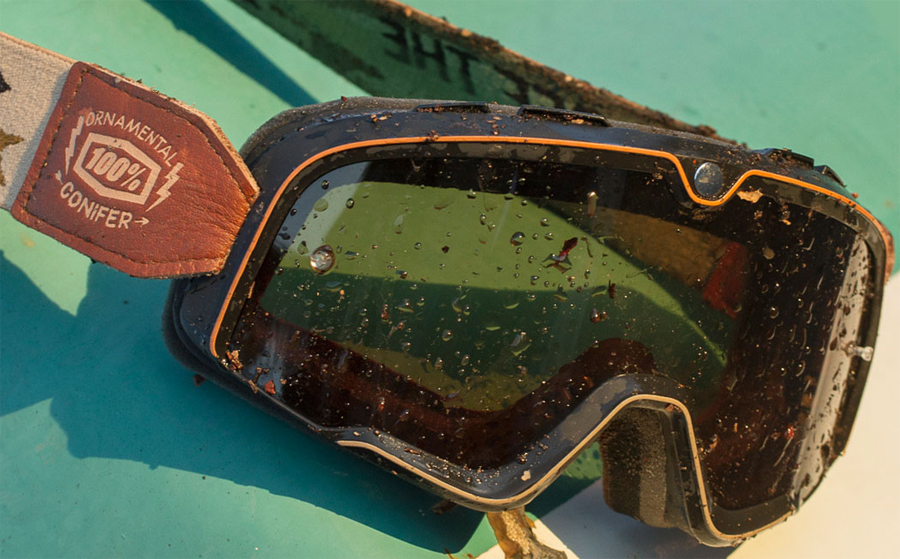 The Barstow Ornamental Conifer goggles - Limited Edition