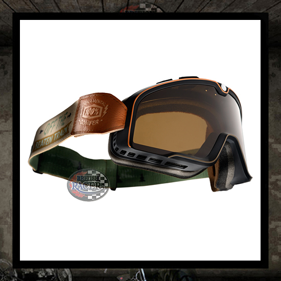 """The Barstow"" Ornamental Conifer goggles - Limited Edition"