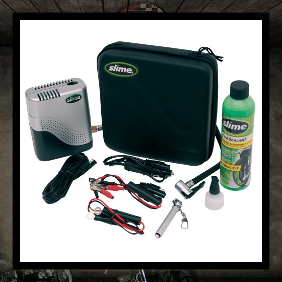 Mini portable compressor kit