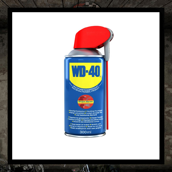 WD-40 Multi-Purpose Lubricant 300 ML