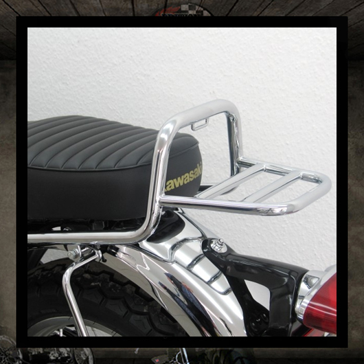 Luggage racks Kawasaki W800