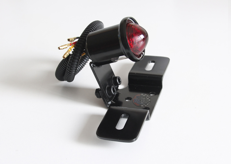 Mongrel Taillight Black