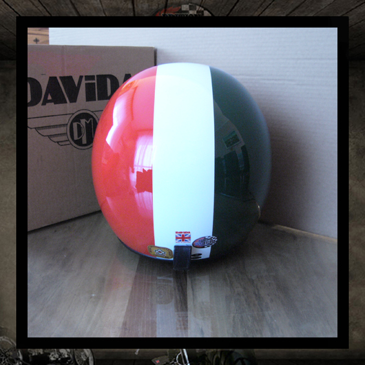 DAVIDA 80290 Red White Green