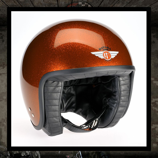 DAVIDA 80356 Cosmic Flake Orange