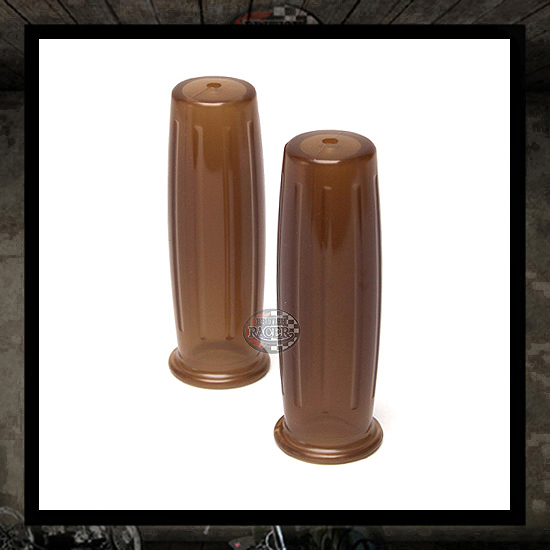 Light Brown Early barrel grips