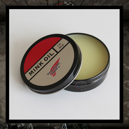 Red Wing Mink Oil Impregnating Paste