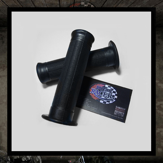Cafe Racer handlebar grips 25,4 mm