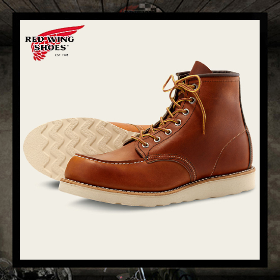 "Red Wing ""875"" Boots"