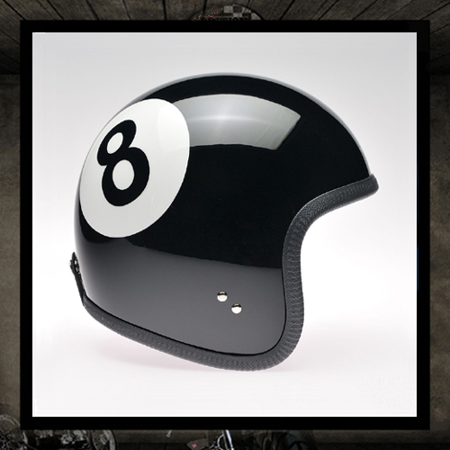DAVIDA 90235 Black Eight Ball
