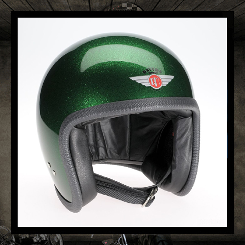 DAVIDA 90354 Cosmic Flake Green