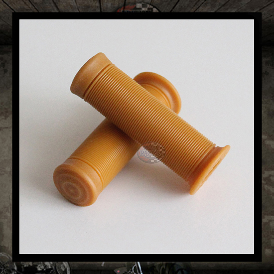 Kung Fu natural handlebar grips 25mm