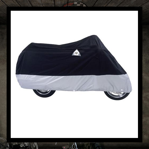Nelson-Rigg motorcycle cover