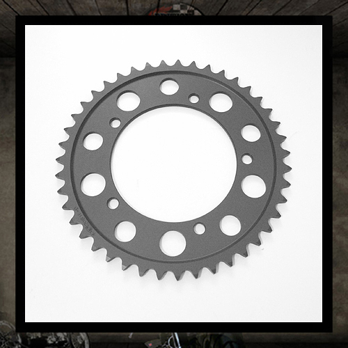 Hard Ergal sprocket