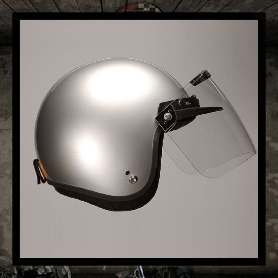 BHV Jet Flip Up Visor 64001