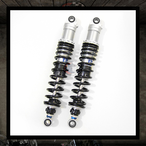 �hlins rear shock absorber TR 538 Y