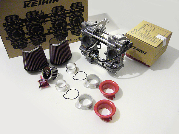 Triumph KEIHIN FCR 39 mm Racing kit