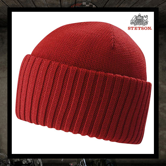 Stetson Northport cap RED