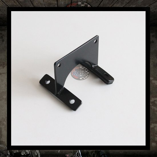Front mudguard bracket high