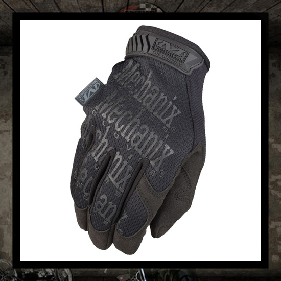 MECHANIX The Original gloves - Black
