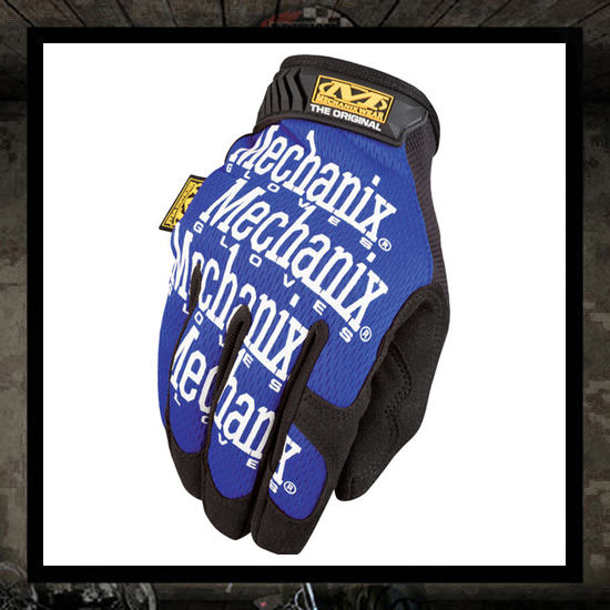 MECHANIX The Original gloves - Black/Blue