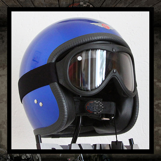 Boll� Chronosoft motorcycle goggles
