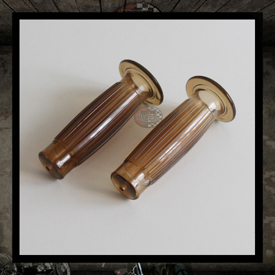 Brown Balloon handlebar grips 25,4 mm !