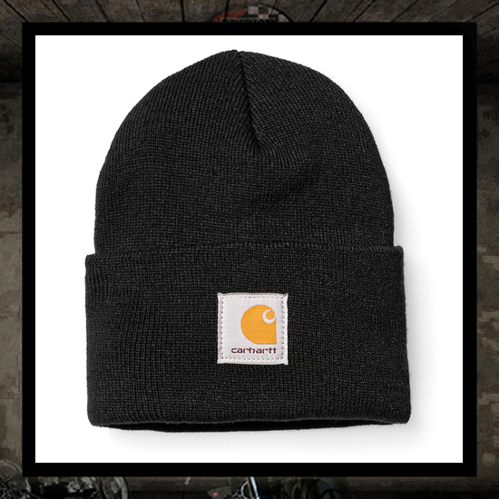 Carhartt Watch cap BLACK - Canada