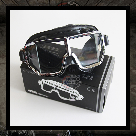 Climax 521 Goggles Clear lenses