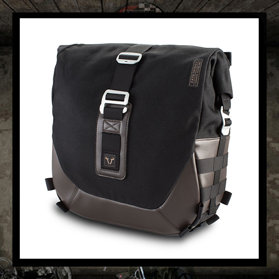 SW-MOTECH Legend Gear side bag 13.5 l DX